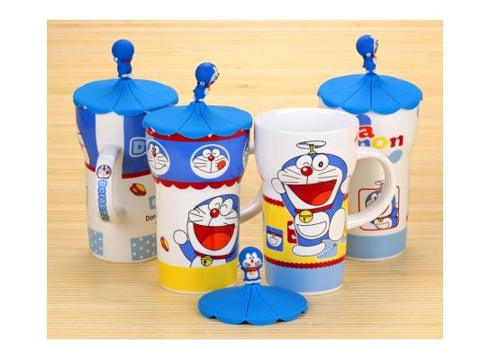 Чашка Cat Doraemon, 650мл фото