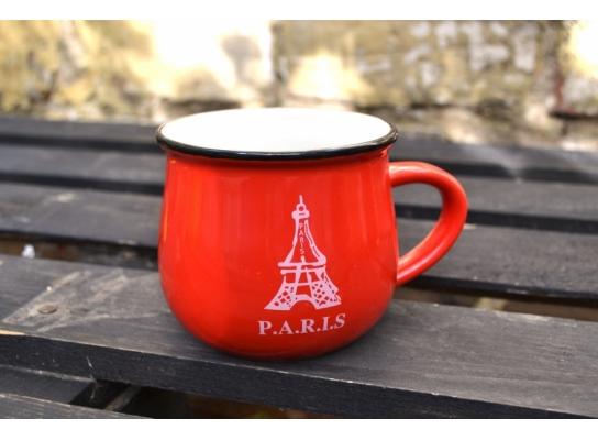 Чашка кувшин Zakka City красная фото