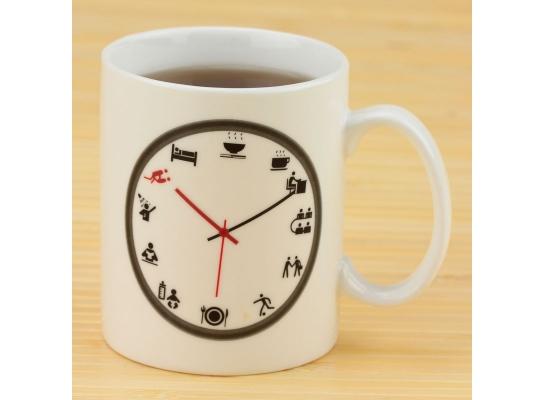 Чашка-хамелеон Время Пришло фото
