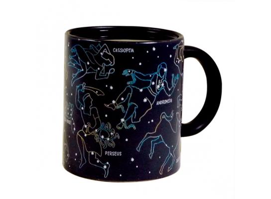 Чашка-хамелеон Звездное небо фото