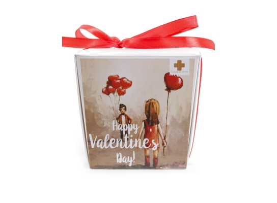 Печенье с предсказаниями Valentine's Day фото