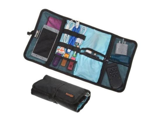 Органайзер для кабелей и мелкой электроники фото