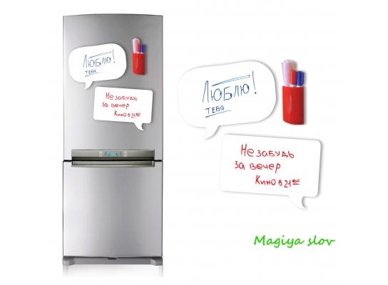 Магнитная доска для маркера (Chat) фото