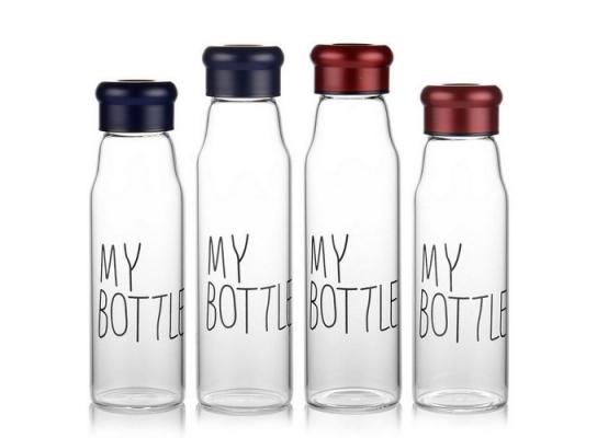 Бутылка для воды My Bottle infuser 420мл фото, купить, цена