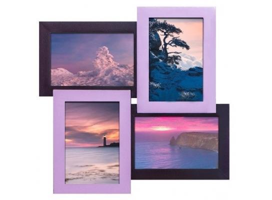 Дизайнерская фоторамка Фиолетовая фото