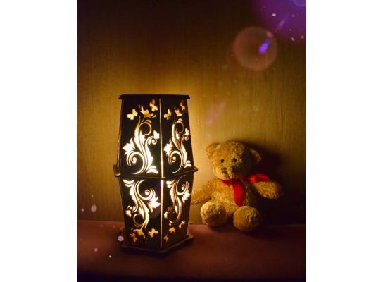 Соляная лампа Фонарь фото 1