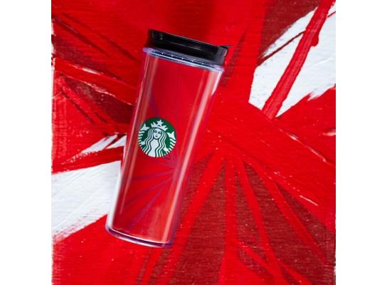 Термокружка Holiday Starbucks фото