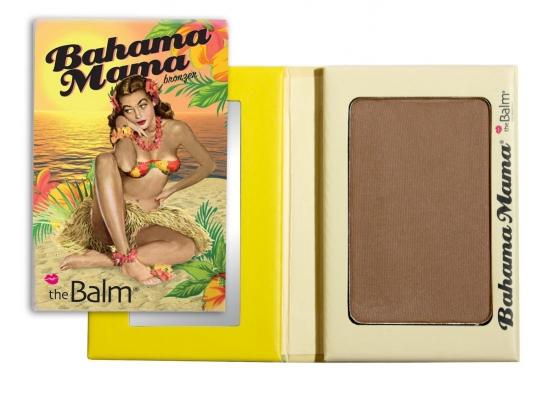Бронзер пудра Bahama Mama the Balm фото