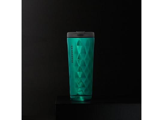 Термокружка Starbucks Diamond Green 355 ml фото