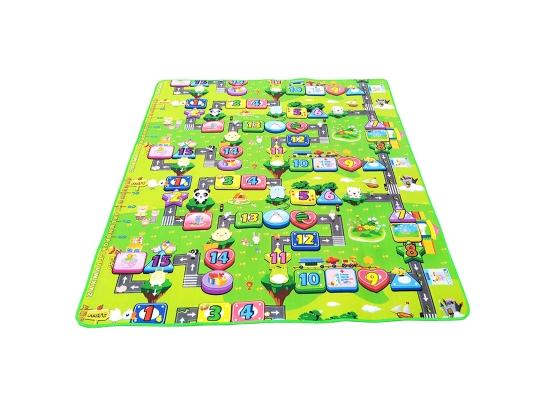Игровой коврик покрывало детский для пикника фото