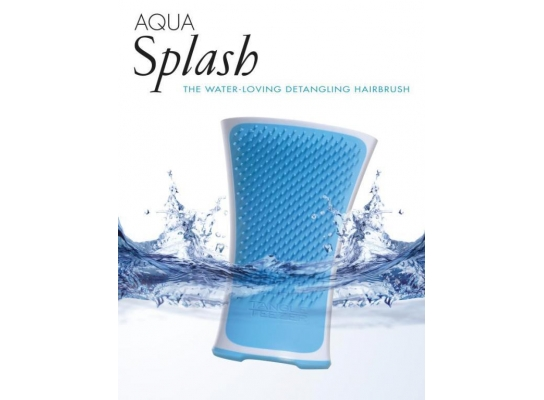 Расческа Tangle Teezer Aqua splash фото