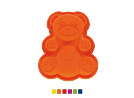Форма силиконовая Медвежонок фото