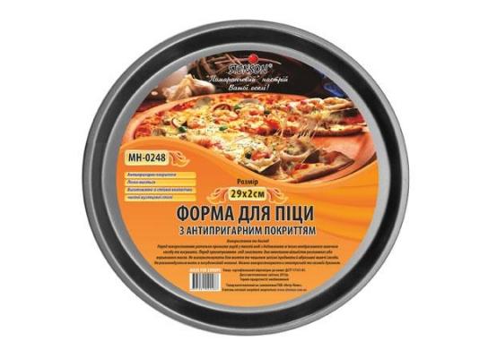 Форма для пиццы d29х1,2 см фото