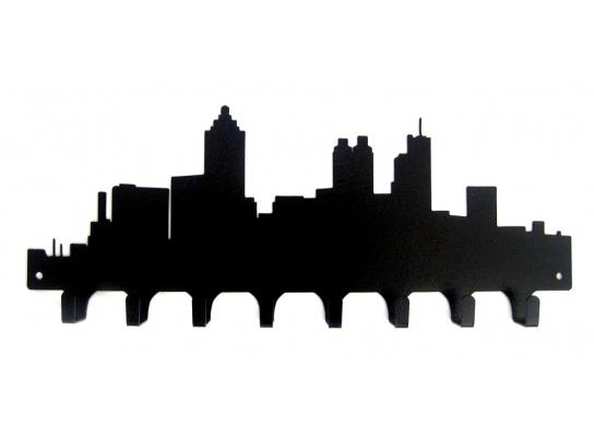 Вешалка настенная Мегаполис фото