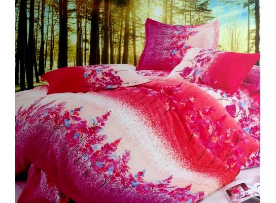 Постельное белье евро Love Forest GBL фото
