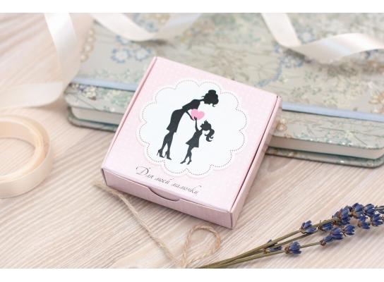Шоколадный набор Мамочке мини фото