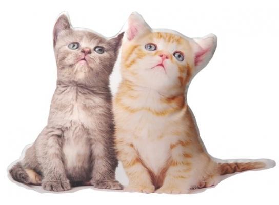 Подушка Котенки фото