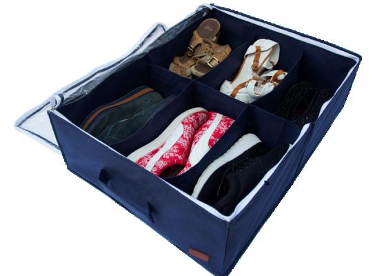 Органайзер для обуви на 6 пар Джинс фото