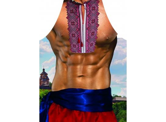 Фартук мужской Казак фото