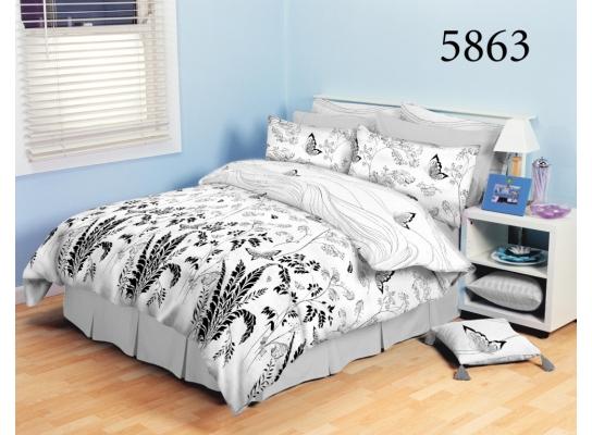 Постельное бельё двухспальное Колос фото