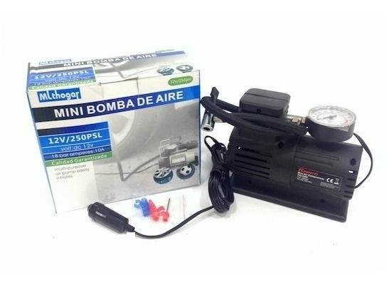 Компрессор автомобильный для шин Air Pomp MJ004 фото