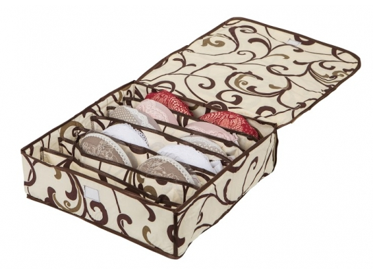 Коробочка на 7 секций с крышкой Молочный Шоколад фото 6