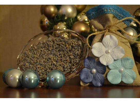 Ароматическое саше для дома Голубая лаванда фото