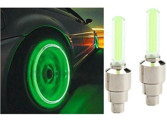 Набор светодиодных насадок на 2 колеса Led Fireflys фото