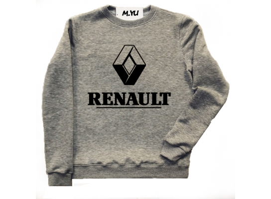 Свитшот Renault фото 1