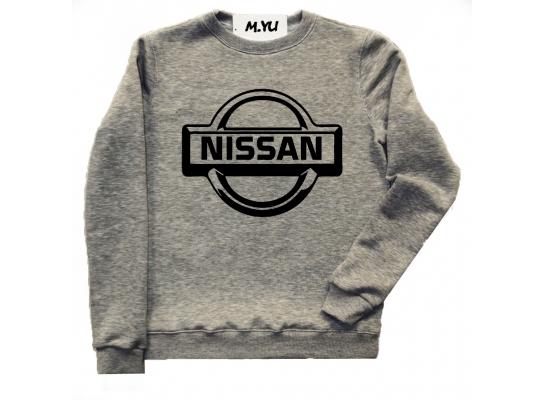 Свитшот Nissan фото 1