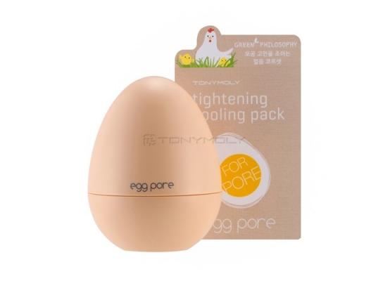 купить маску для сужения пор Tony Moly Egg Pore Tightening Pack