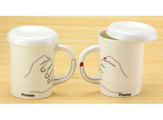 Набор чашек для примирения Promise фото
