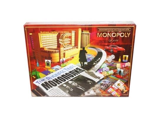 Настольная игра Монополия фото