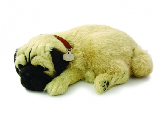 Дышащая игрушка Мопс Perfect Petzzz фото