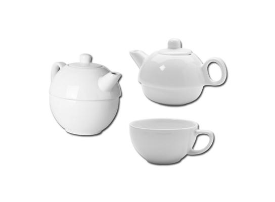 Набор для чая Фарфор Ексклюзив Белоснежка фото