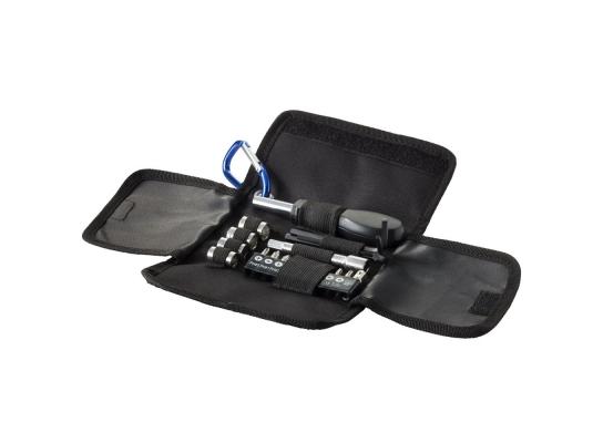 Портативный набор инструментов с карабином фото