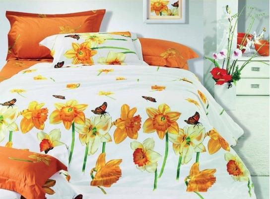 Постельное бельё двухспальное Нарцис фото