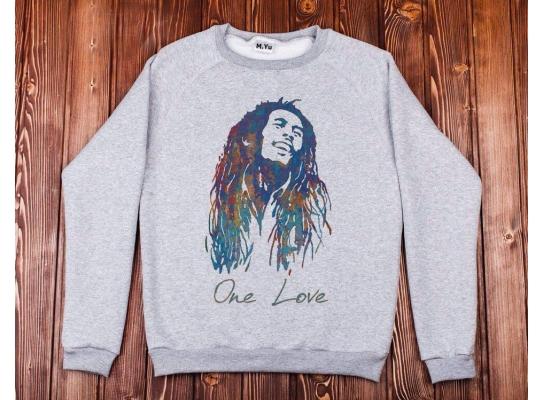 Свитшот One Love фото 1