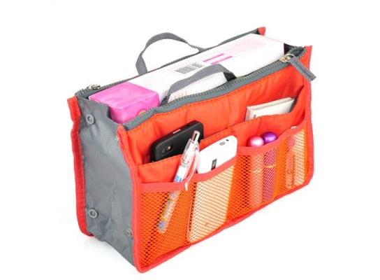 Органайзер для сумочки My Easy Bag Orange фото