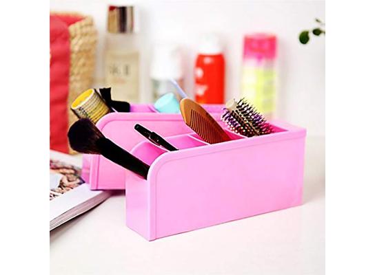Органайзер - пенал для мелочей Розовый фото