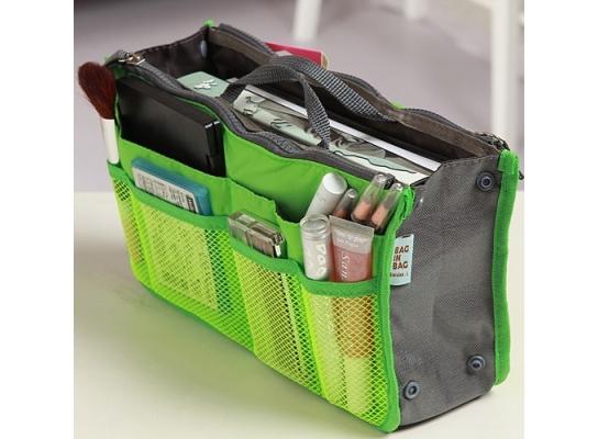 Органайзер для сумочки My Easy Bag Green