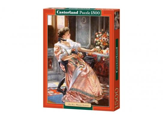 Пазл Аристократка на 1500 элементов
