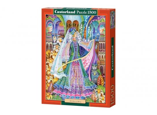 купить Пазл Королева на 1500 элементов