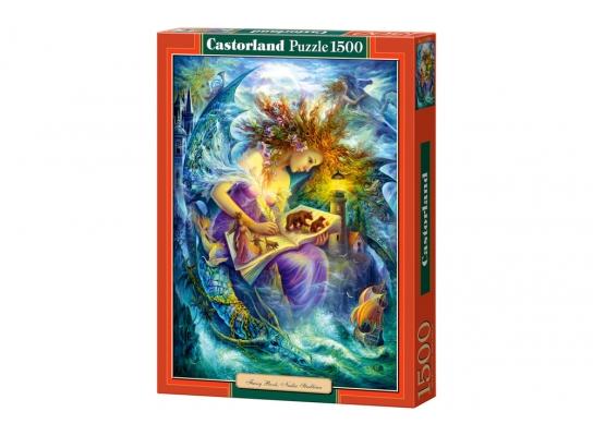 купить Пазл Сказочная книга на 1500 элементов