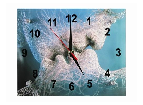 Часы настенные Поцелуй 20х25 см фото