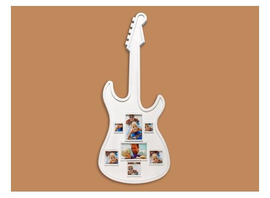 Фотоколлаж на 7 фото Гитара фото