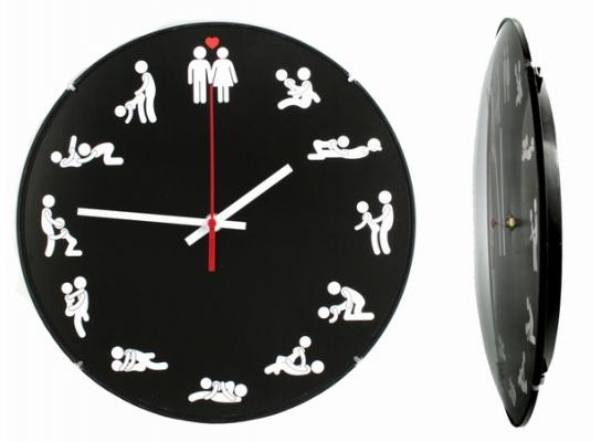 Часы настенные Камасутра фото