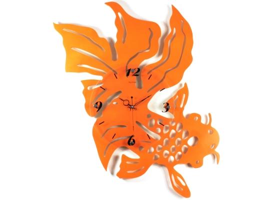 Часы Вуалехвост Оранжевый фото
