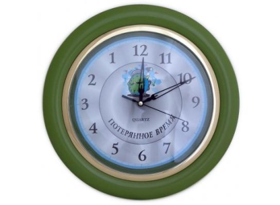 Часы идут в обратную сторону Anti-clock фото