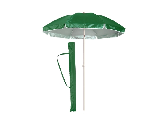 Пляжный зонт с наклоном 2.0 Umbrella Anti-UV зеленый фото